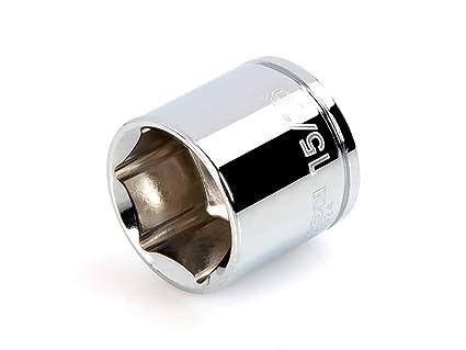3//8 Drive 15//16 Performance Tool W38330 Dr 6pt DW 6-Point Socket