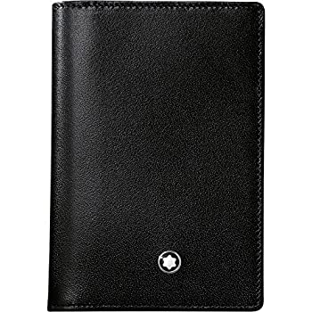 Amazon montblanc meisterstck business card holder with gusset montblanc meisterstck business card holder with gusset reheart Images