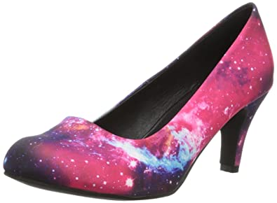 T.U.K. Donna A8541L Slide Galaxy, Pump, Galaxy, Slide 5 M US   Pumps c5dd00