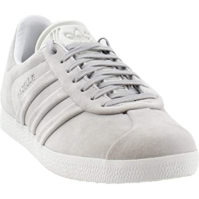36a79e384 Amazon.com | adidas Womens Gazelle Stitch and Turn Casual Shoes ...