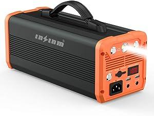 LNSLNM 222Wh AC出力300W ポータブル電源