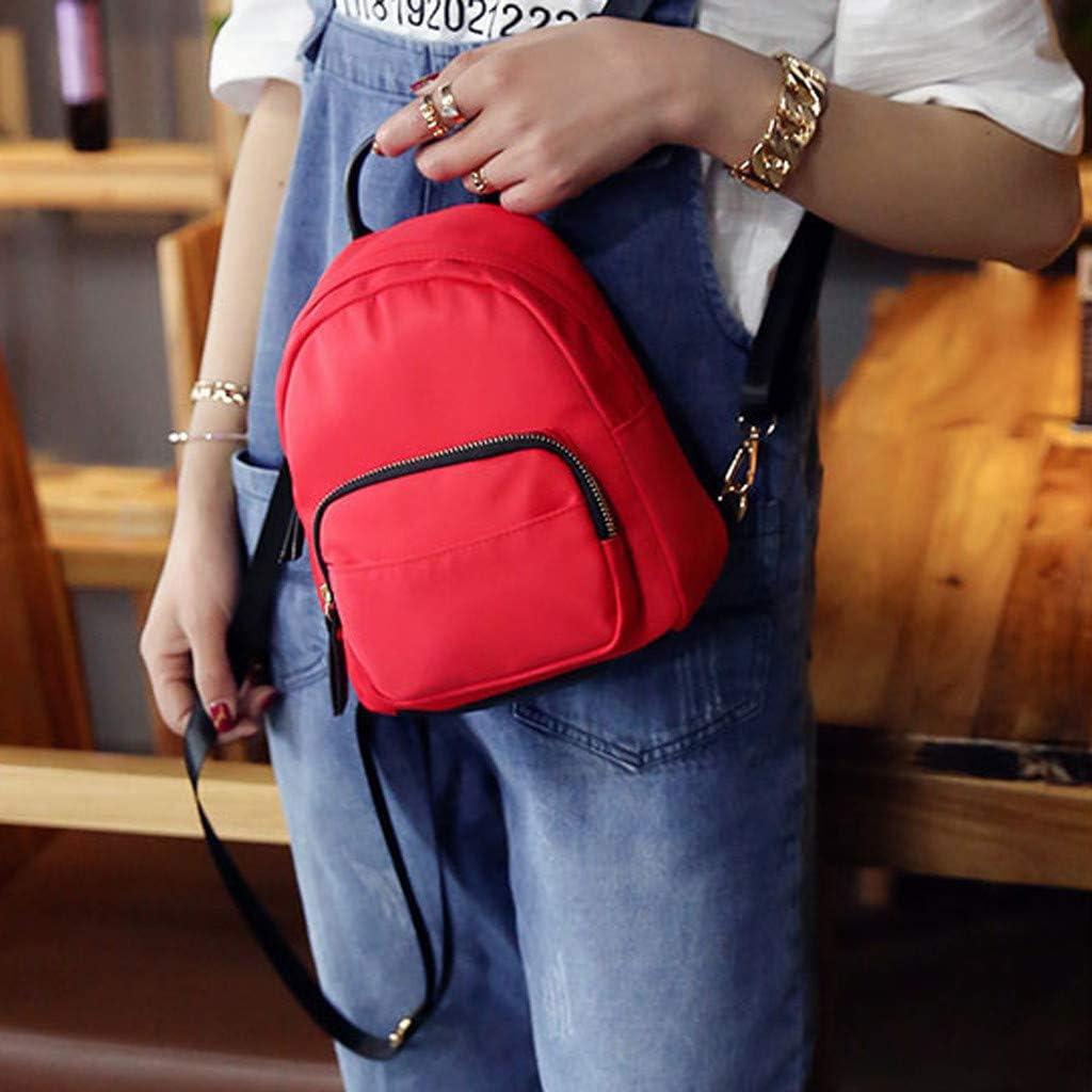 LUXISDE Unisex Pu Leather Camouflage Backpack Laptop Vintage Travel School Rucksack Bag