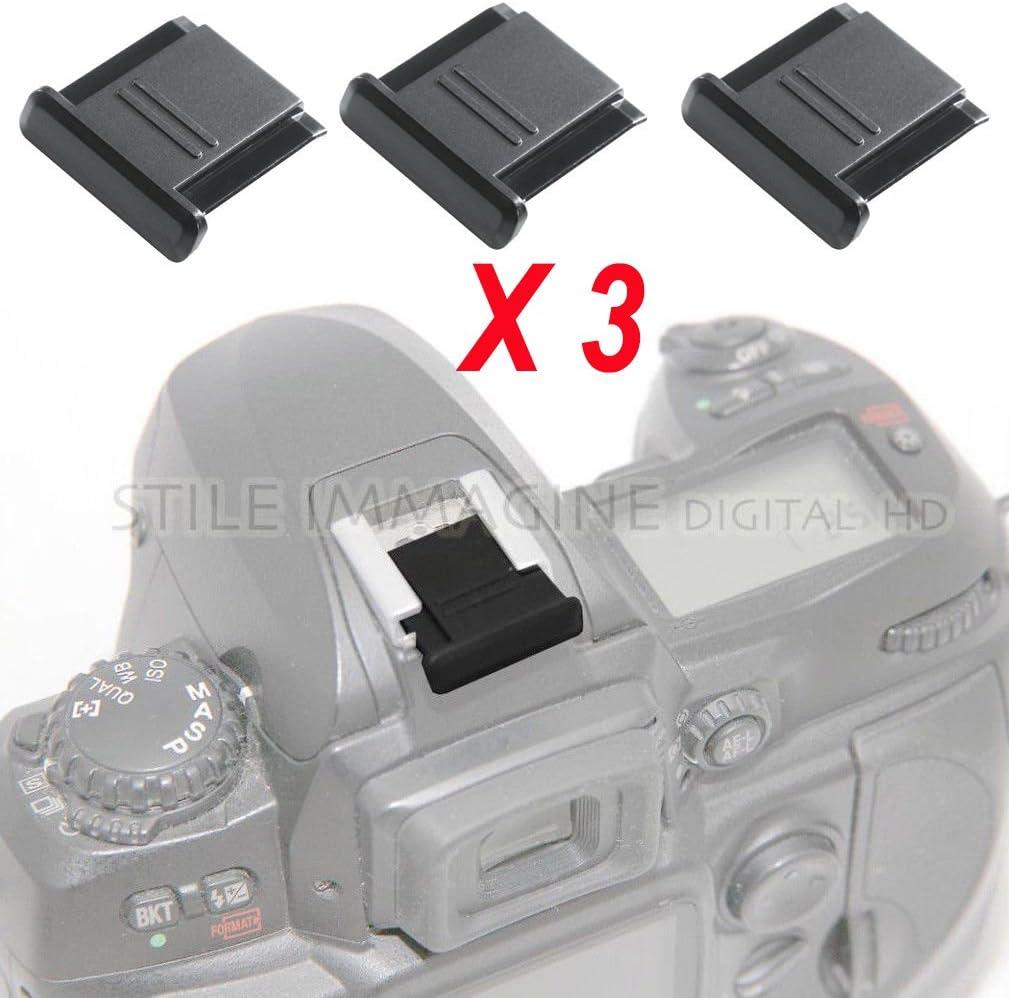 Digital HD - 3 tapas protectoras para contactos y ranuras de flash ...
