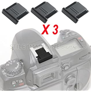 Ares Foto® Hot Shoe Cover. Cubierta de Zapata para Nikon D500 ...