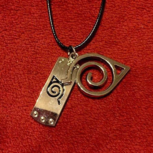 Naruto Leaf Village Necklace