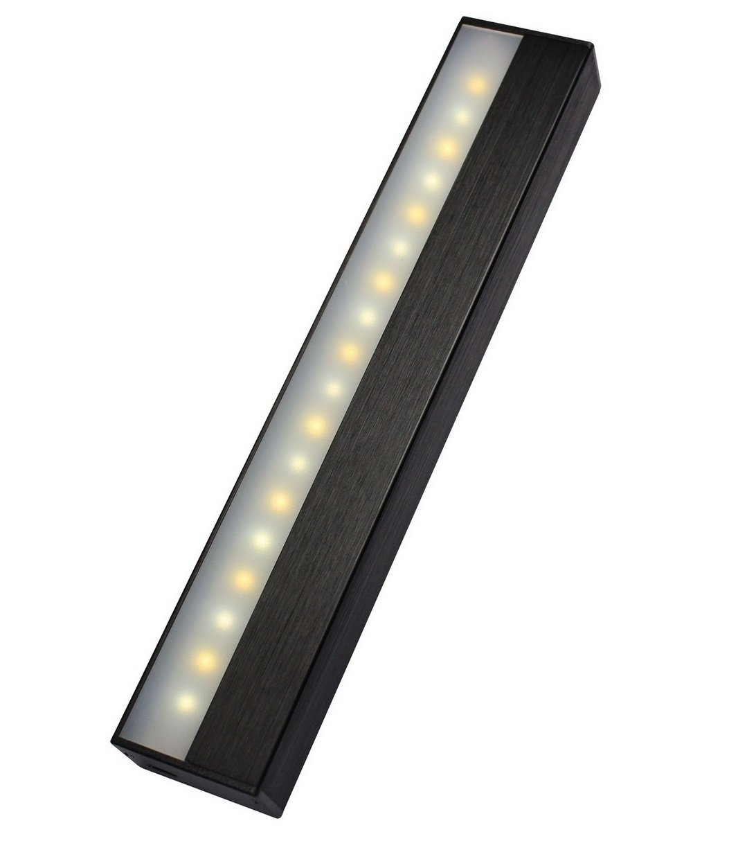 RTSU Touch Light, Rechargeable Wireless Magnetic Stick-on Anywhere Night Light Closet Lights Wardrobe Light, Dimmable LED Tap Light Bar Under Cabinet Lighting, Portable Push Light, Under Desk Lamp