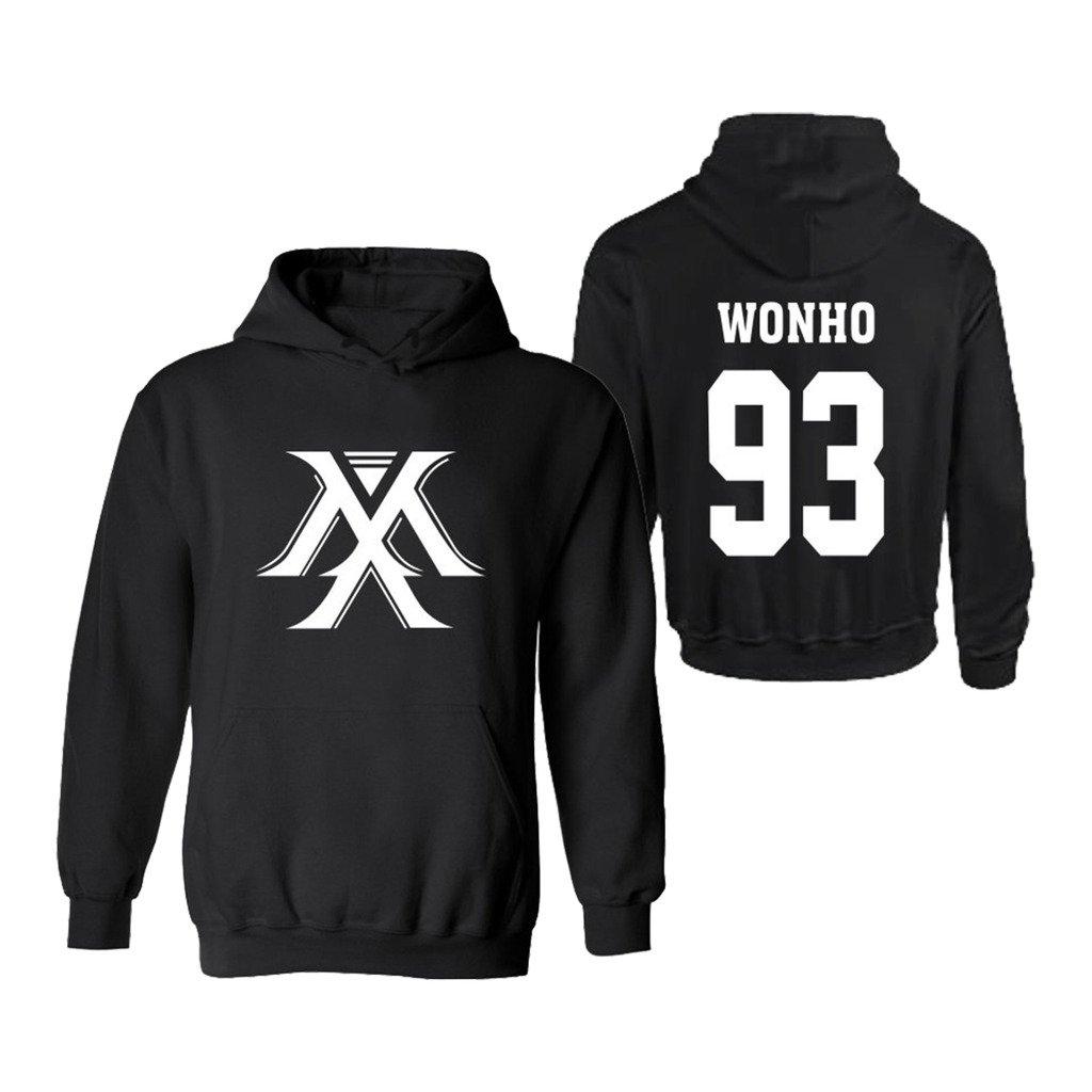 BOSON Kpop Hoodie Jacket Merchandise Jungkook Jimin V J-Hope Suga RM Jin Sweater Sweatshirts