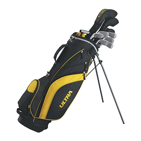 Wilson Men's 2015 Ultra Complete Package Golf Set, Standard