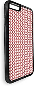 Large and small circles Printed Case for iPhone 6 Plus