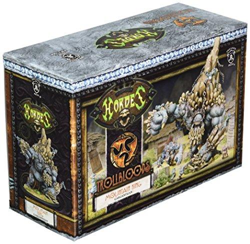 Privateer Press - Hordes - Trollblood: Mountain King Gargantuan Model Kit 3