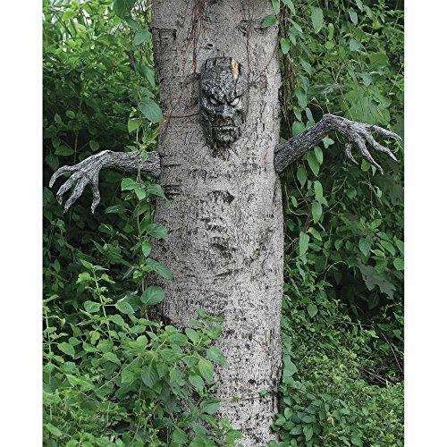 Spooky Living Tree Halloween Decoration (1) -