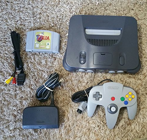 Nintendo 64 N64 Bundle with Zelda Ocarina of Time for sale  Delivered anywhere in USA