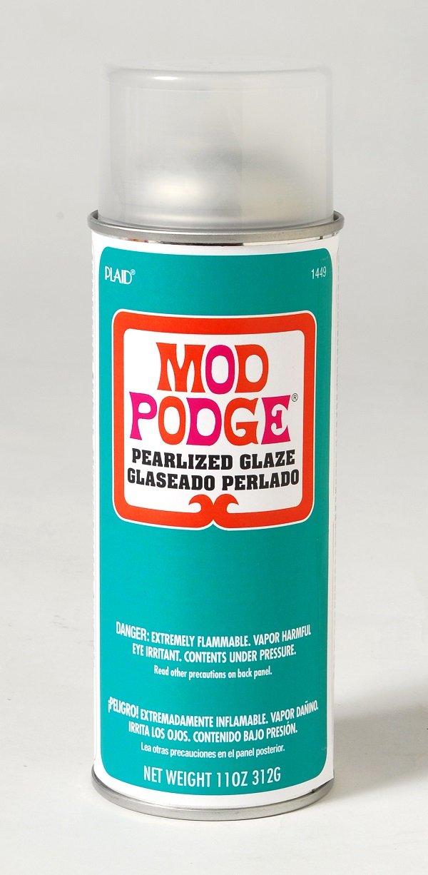 Mod Podge Pearlized Spray Sealer (11-Ounce)