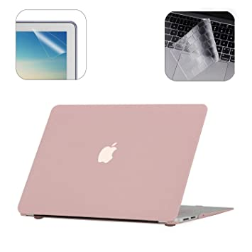 i-Buy Funda Dura para MacBook Air 13 Pulgadas(Model A1932 2018.11) con