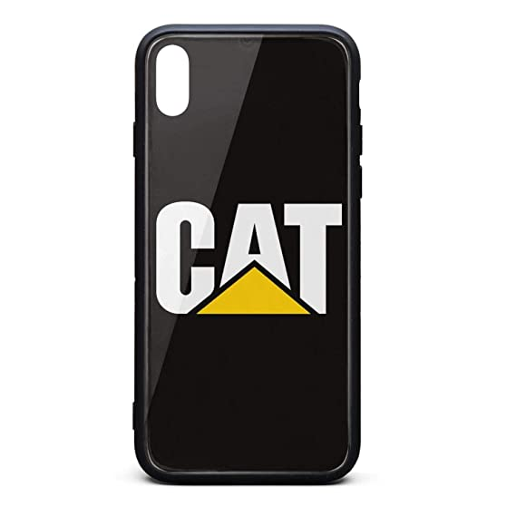 competitive price 2e850 46a99 Amazon.com: iPhone 7/8 Plus Case Caterpillar-Logo- Ultra Slim Case ...