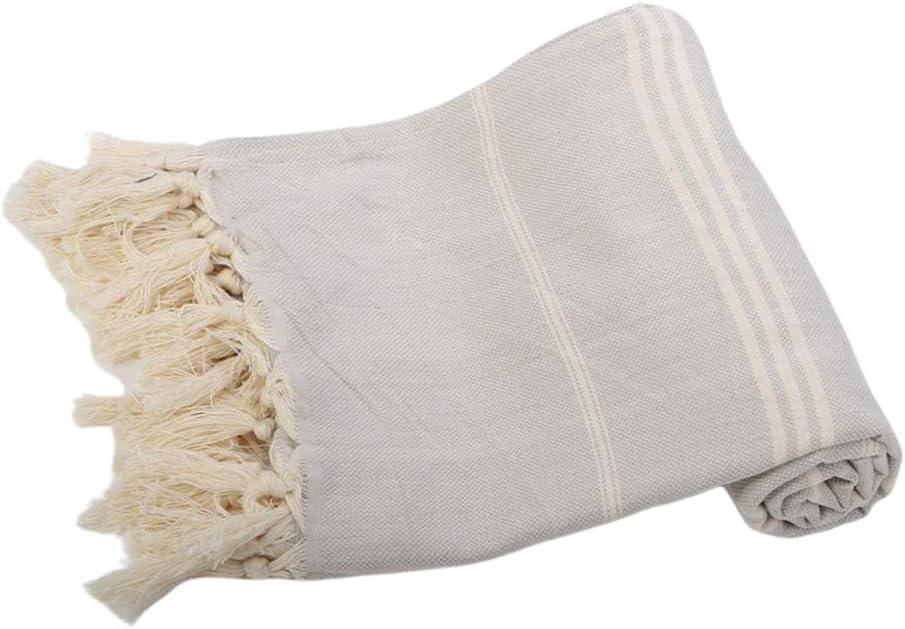 Flameer Cotton Fouta Turkish Towel Beach Spa
