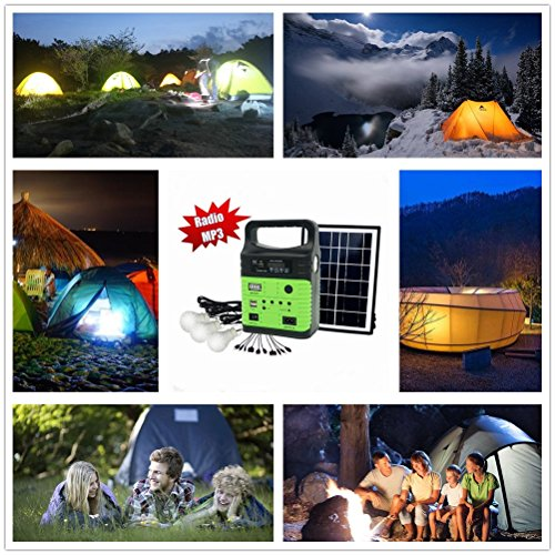 10-Watt-Solar-Generator-Portable-kitPower-InverterSolar-Generator-System-for-Home-Camping9000mAh-Rechargeable-Battery-Pack-UPS-Power-Supply-Included-6-Watt-Solar-Panels