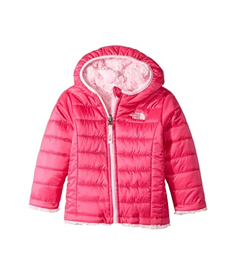 7263e6c77fd4 THE NORTH FACE Kids Reversible Mossbud Swirl Hoodie Infant Petticoat ...