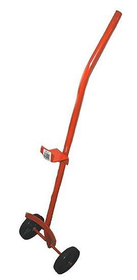 com-gas 10111 10111-Carrito Porta bombona de butano, 14x23x91 cm