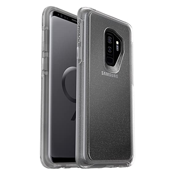new style 7b4af 4b343 OtterBox Symmetry Series Case for Galaxy S9 Plus (ONLY) - Stardust (Renewed)
