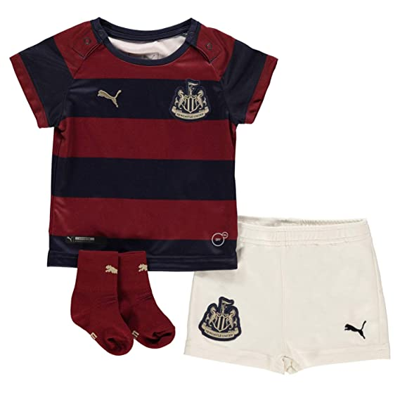 543408599 Puma Boys Newcastle United Away Kit 2018 2019 Navy 6-9 Mnth: Amazon ...