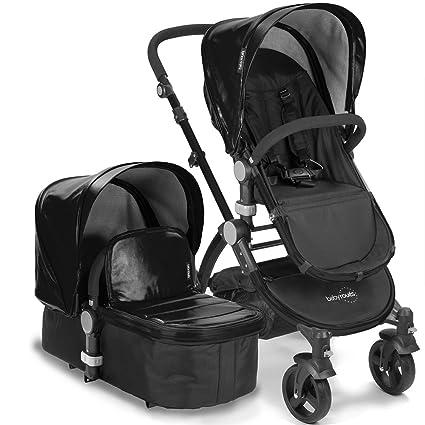 babyroues letour Lux IIB carrito, color negro: Amazon.es: Bebé