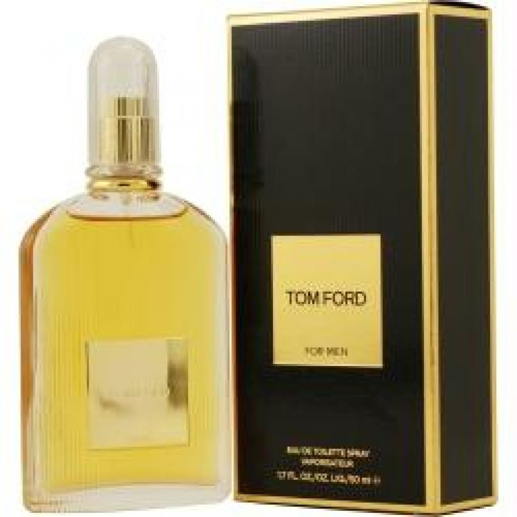 New Tom Ford For Men Eau De Toilette Spray Scent Gents Fragrance Cologne 50ml
