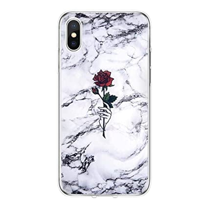 Amazon.com: Cover for iPhone X 6 6S S 7 8 Plus Funda for ...