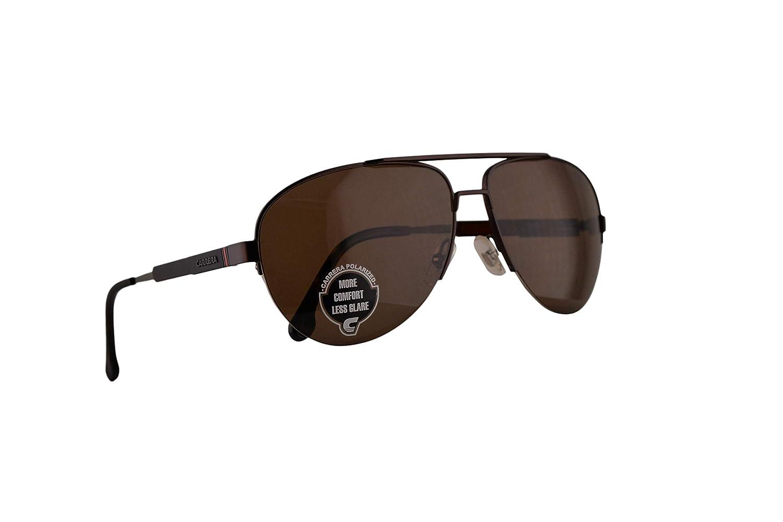 Carrera 8030/S Gafas de Sol Bronce Mate con Lentes Bronce ...