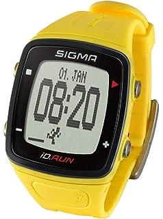 Sigma Sport ID.Run Reloj Deportivo GPS, Verde (Pino): Amazon.es ...