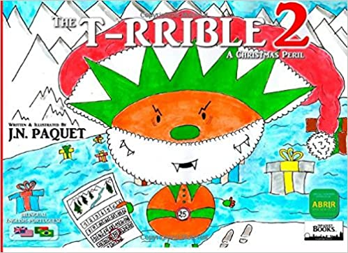 The T-RRIBLE 2 (Bilingual English-Portuguese): A Christmas