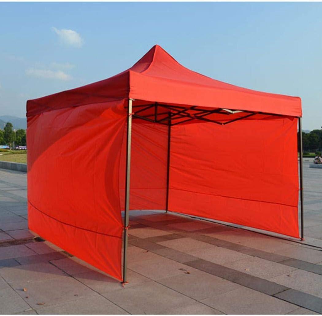 Fandazzie Cubierta plegable de protecci/ón solar al aire libre para cobertizo de tela para lluvia Tiendas de t/únel
