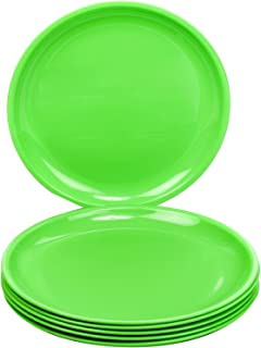 Signoraware Round Full Plate Set Set of 6 Parrot Green  sc 1 st  Amazon.in & Buy Cello Ware Square Half Plate Set 6-Pieces Blue Online at Low ...