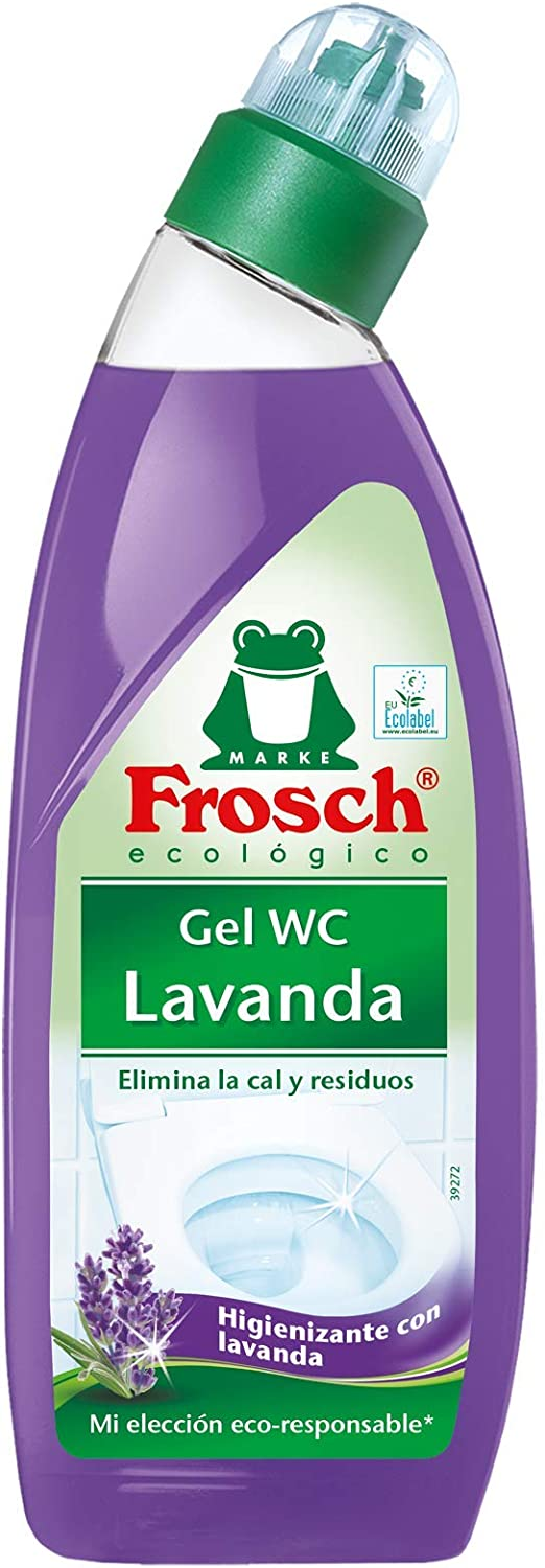 Frosch WC Gel Lavanda - 750 ml: Amazon.es: Salud y cuidado personal