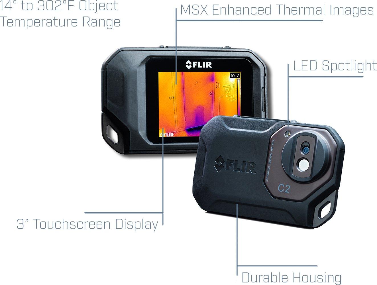 FLIR C2 Compact Thermal Imaging System by FLIR (Image #2)