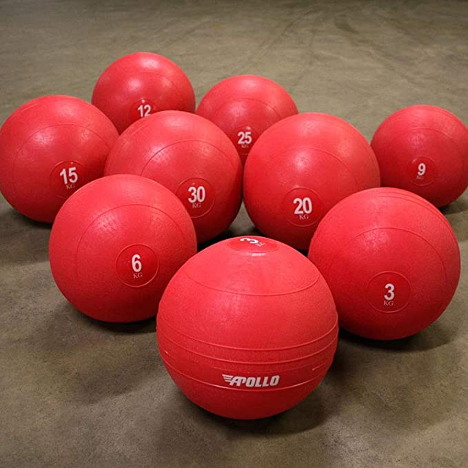 Apollo Slam Ball • Balón Medicinal • Fitness • Ejercicio ...