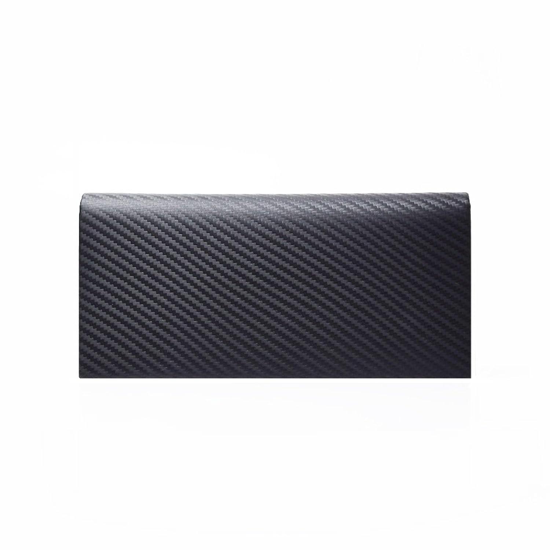 【CORUNDUM】 コランダム イタリア製 シンカーボンレザー 二つ折り長財布 B072Q9JKD6