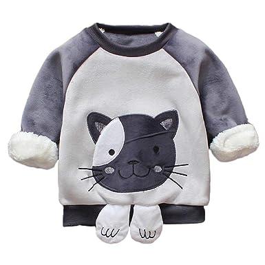 68e4d1785 Zerototens Baby Fleece Sweatshirt