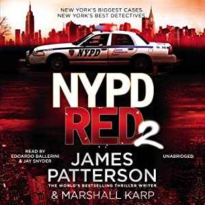 NYPD Red 2 Audiobook