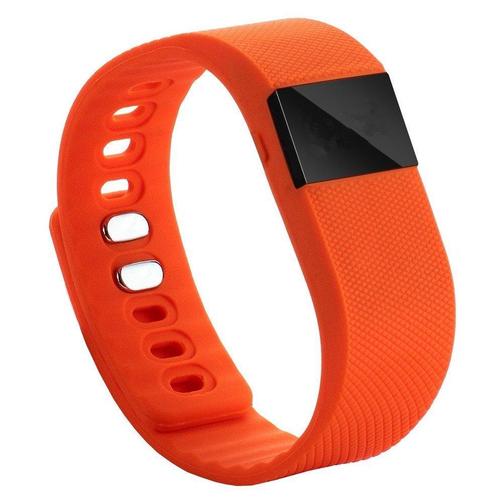 iMinker Bluetooth 4.0 Sport Montre Smart Bracelet, Support Smart Band Fitness Activity Tracker, podomètre, compteur de calories, Sleep Monitor pour iPhone ...