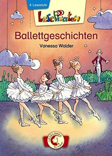 Lesepiraten   Ballettgeschichten