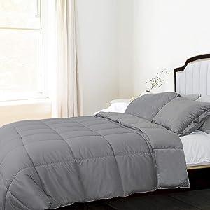 HOS LINENS Down Alternative Comforter...