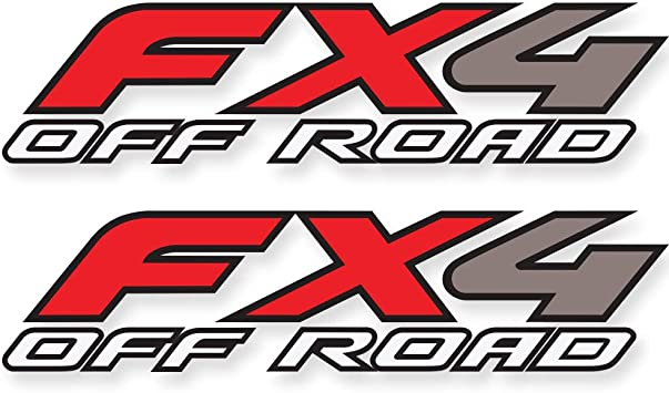 1997 Ford F150 FX4 Off Road Decals Truck Stickers F