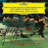 Debussy: La Mer; Pr'lude … l'aprŠs-midi d'un faune; Ravel: Dapnis... [LP]