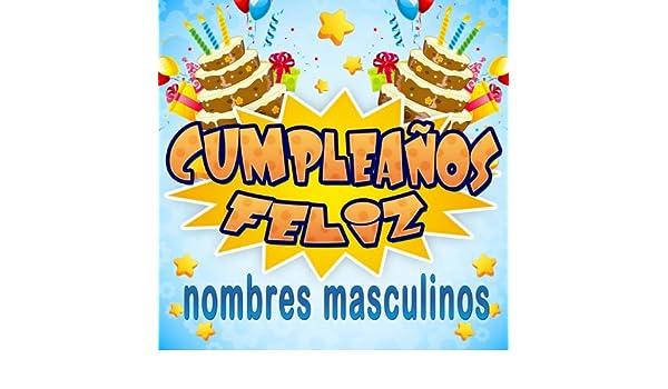 Cumpleaños Feliz Ricardo by Chorus Friends on Amazon Music ...