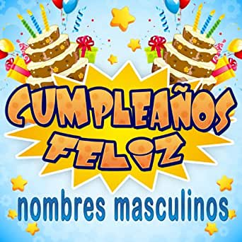 Cumpleaños Feliz Ricardo by Chorus Friends on Amazon Music ...