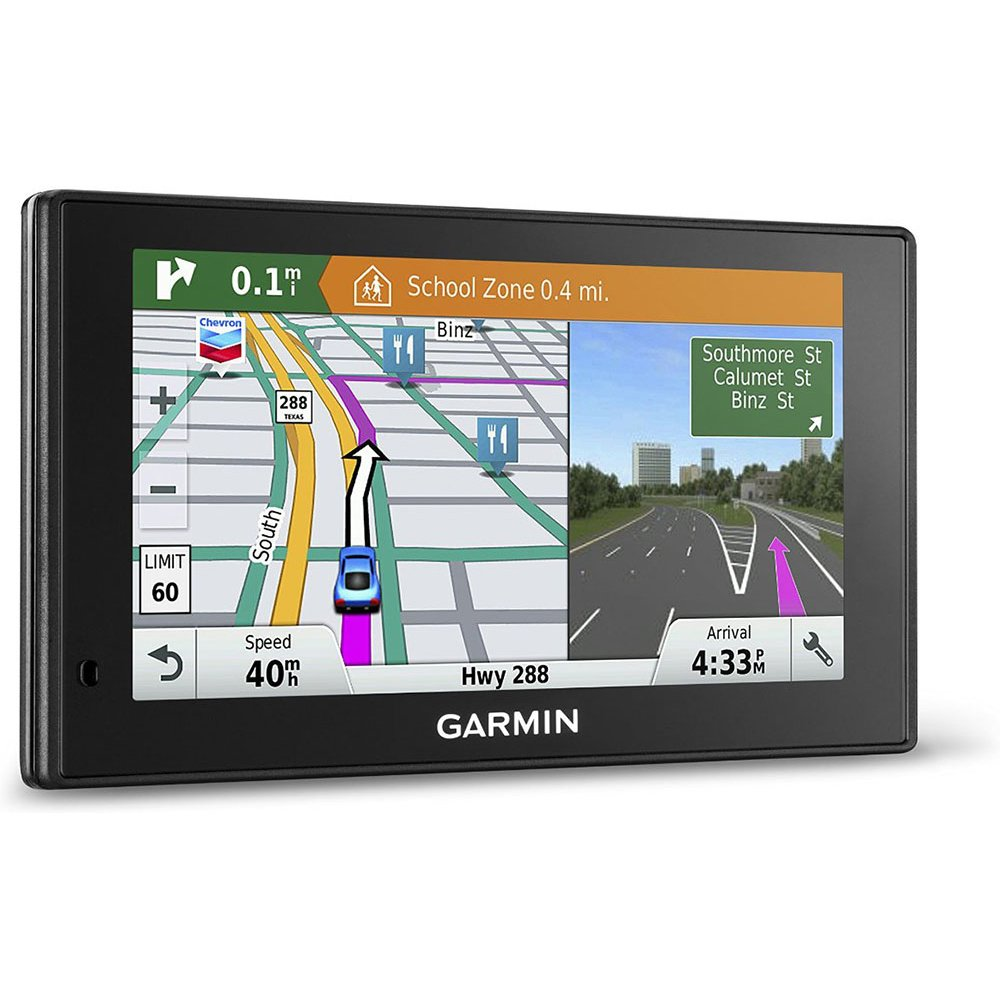 Garmin DriveSmart 60LMT 6'' Portable GPS Navigator w/ Lifetime Maps & Traffic
