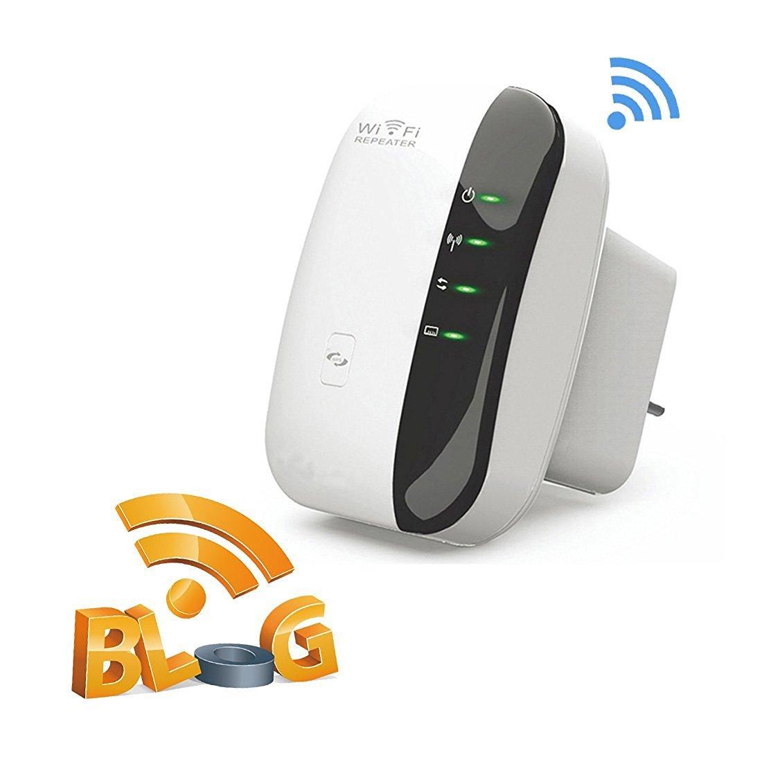 WLAN Repeater WLAN Verstärker Wireless Repeater: Amazon.de: Elektronik