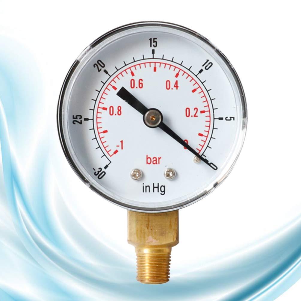 ULTECHNOVO -1-0 bar -30-0 inhg alta precisión npt compresor ...