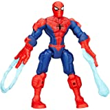 Marvel Spiderman Hero Mashers Spiderman Action Figure
